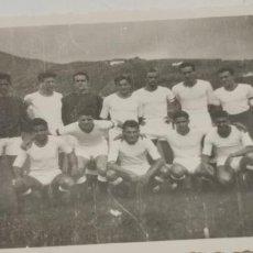 Coleccionismo deportivo: FOTO EQUIPO DE FUTBOL MADRILEÑO AÑOS 40. Lote 226844060