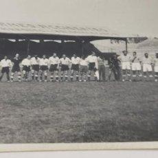 Coleccionismo deportivo: FOTO EQUIPO DE FUTBOL MADRILEÑO AÑOS 40. Lote 226844735