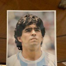 Coleccionismo deportivo: MARADONA SELECCION ARGENTINA. Lote 228224805
