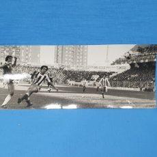 Coleccionismo deportivo: FOTO - PARTIDO REAL MURCIA / ALMERÍA, AÑOS 70, MEDIDAS 23×8'5 CM. FOTOS LÓPEZ. Lote 232271840