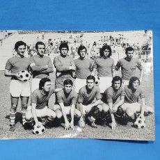Coleccionismo deportivo: FOTO REAL MURCIA - AÑOS 70? - FOTOS TOMÁS, MEDIDAS 18×12'5 CM.. Lote 232274340