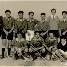 Coleccionismo deportivo: FOTOGRAFIA - HOCKEY - BARCELONA - 1949. Lote 232486425