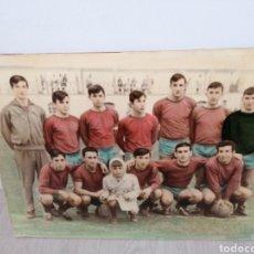 Coleccionismo deportivo: ANTIGUA FOTOGRAFÍA DE GRAN TAMAÑO UD SALAMANCA A EXPERTIZAR. Lote 233834505