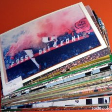 Collectionnisme sportif: SUPER LOTE FOTOS ORIGINALES AÑOS 90 ULTRAS FÚTBOL CALCIO ITALIA MILAN ROMA NAPOLI JUVE LAZIO INTER. Lote 233999160