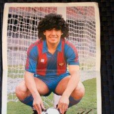 Coleccionismo deportivo: DIEGO ARMANDO MARADONA F.C. BARCELONA 1984. Lote 234946170