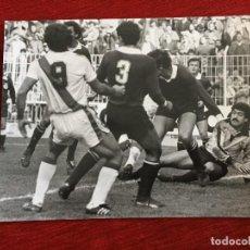 Coleccionismo deportivo: F12898 FOTO FOTOGRAFIA ORIGINAL DE PRENSA RAYO VALLECANO CARTAGENA FRANCISO LOPEZ GOMEZ. Lote 235474210
