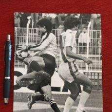 Coleccionismo deportivo: F12899 FOTO FOTOGRAFIA ORIGINAL DE PRENSA RAYO VALLECANO CARTAGENA FRANCISO LOPEZ GOMEZ. Lote 235474275