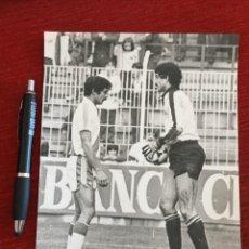 Coleccionismo deportivo: F12901 FOTO FOTOGRAFIA ORIGINAL DE PRENSA RAYO VALLECANO CARTAGENA FRANCISO LOPEZ GOMEZ. Lote 235474450