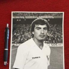 Coleccionismo deportivo: F12906 FOTO FOTOGRAFIA ORIGINAL DE PRENSA JORGE ORLANDO LOPEZ SEVILLA. Lote 235475595