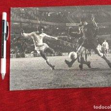 Coleccionismo deportivo: F13508 FOTO FOTOGRAFIA ORIGINAL DE PRENSA REAL MADRID MALAGA?? MIGUEL PEREZ. Lote 237530065