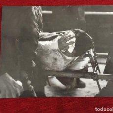 Coleccionismo deportivo: F13512 FOTO FOTOGRAFIA ORIGINAL DE PRENSA REAL MADRID (30-12-1968) MIGUEL PEREZ. Lote 237531195