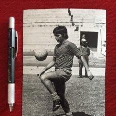 Coleccionismo deportivo: R11643 FOTO FOTOGRAFIA ORIGINAL DE PRENSA MIGUEL PEREZ RAYO VALLECANO REAL MADRID. Lote 237543135