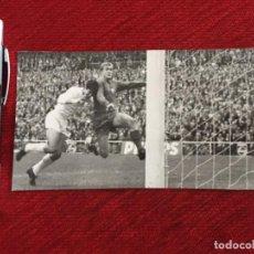 Coleccionismo deportivo: R11646 FOTO FOTOGRAFIA ORIGINAL DE PRENSA REAL MADRID 2-0 ELCHE (24-3-1968) GOL MIGUEL PEREZ. Lote 237543980