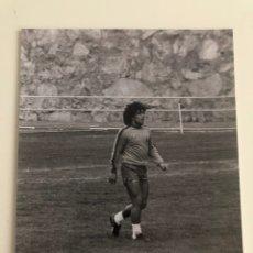 Coleccionismo deportivo: FOTO MARADONA COLECCION PERSONAL STAGE ANDORRA 1983 FC BARCELONA. Lote 239879800