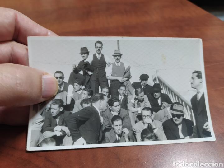 ALICANTE CAMPO DE FÚTBOL LA VIÑA. (Coleccionismo Deportivo - Documentos - Fotografías de Deportes)
