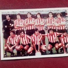 Coleccionismo deportivo: ATHLÉTIC DE BILBAO. FOTO ORIGINAL DE ÉPOCA. IRIBAR. Lote 243865485