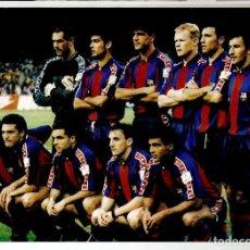 Coleccionismo deportivo: FOTO ORIGINAL BARCELONA 30 X 20 DREAM TEAM DE CRUYFF. Lote 244596770