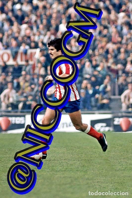 LEAL ATLETICO MADRID AT FOTOGRAFIA FUTBOL JUGADOR 10X15 CENTIMETROS BUENA CALIDAD (Coleccionismo Deportivo - Documentos - Fotografías de Deportes)