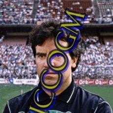 Coleccionismo deportivo: MEJIAS ATLETICO MADRID AT FOTOGRAFIA FUTBOL JUGADOR 10X15 CENTIMETROS BUENA CALIDAD. Lote 245479035