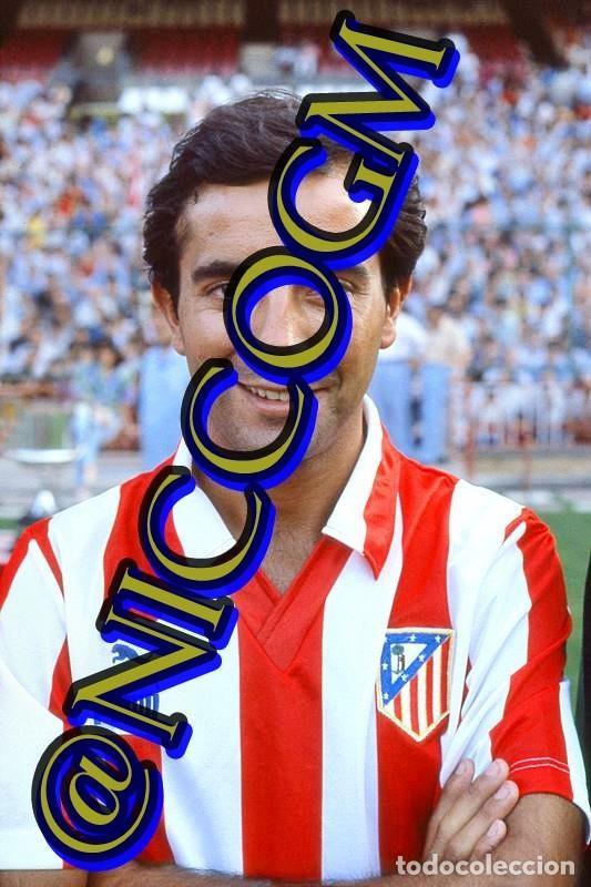 PEDRO PABLO ATLETICO MADRID AT FOTOGRAFIA FUTBOL JUGADOR 10X15 CENTIMETROS BUENA CALIDAD (Coleccionismo Deportivo - Documentos - Fotografías de Deportes)