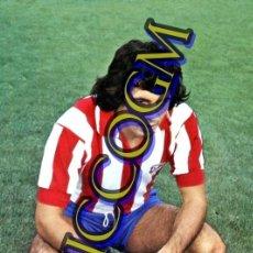 Coleccionismo deportivo: RUBEN CANO ATLETICO MADRID AT FOTOGRAFIA FUTBOL JUGADOR 10X15 CENTIMETROS BUENA CALIDAD. Lote 245479275