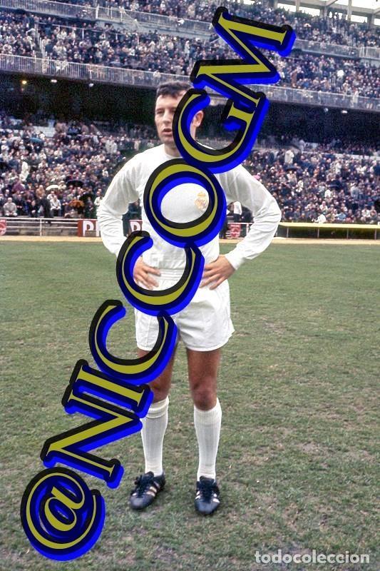 VIDAL 2 II REAL MADRID FOTOGRAFIA FUTBOL JUGADOR 10X15 CENTIMETROS BUENA CALIDAD (Coleccionismo Deportivo - Documentos - Fotografías de Deportes)