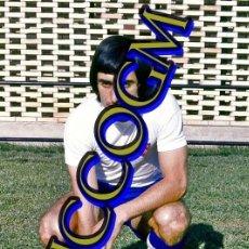Coleccionismo deportivo: JUANJO REAL ZARAGOZA FOTOGRAFIA FUTBOL JUGADOR 10X15 CENTIMETROS BUENA CALIDAD. Lote 245480090