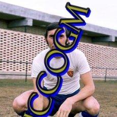 Coleccionismo deportivo: ROYO REAL ZARAGOZA FOTOGRAFIA FUTBOL JUGADOR 10X15 CENTIMETROS BUENA CALIDAD. Lote 245480195