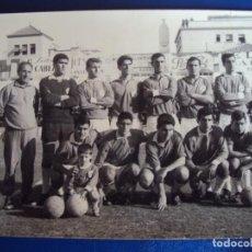 Colecionismo desportivo: (GT-93)FOTOGRAFIA GIMNASTICO DE TARRAGONA . 14,5 X 10,5 CM.. Lote 245603670