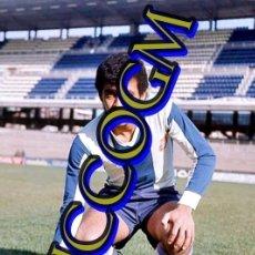 Colecionismo desportivo: ORTIZ AQUINO RCD ESPAÑOL ESPANYOL FOTOGRAFIA FUTBOL JUGADOR 10X15 CENTIMETROS BUENA CALIDAD. Lote 245882105