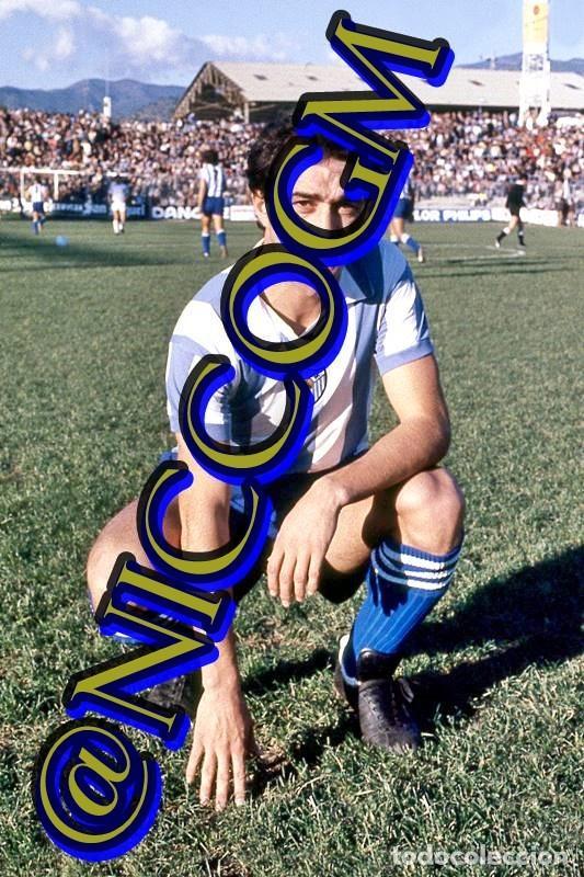 MARTIN MALAGA CF FOTOGRAFIA FUTBOL JUGADOR 10X15 CENTIMETROS BUENA CALIDAD (Coleccionismo Deportivo - Documentos - Fotografías de Deportes)