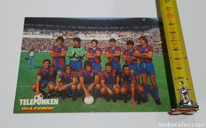 Coleccionismo deportivo: Foto Postal Antigua Plantilla F.C. BARCELONA. Ver fotos. - Foto 6 - 245975000