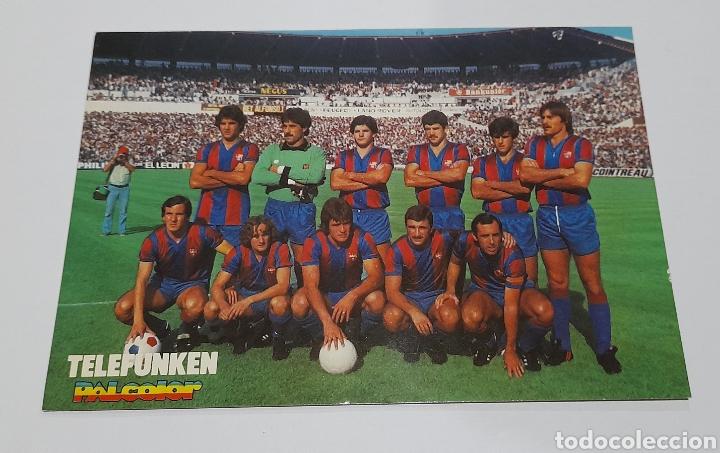 FOTO POSTAL ANTIGUA PLANTILLA F.C. BARCELONA. VER FOTOS. (Coleccionismo Deportivo - Documentos - Fotografías de Deportes)