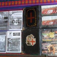 Coleccionismo deportivo: 319 POTO POSTAL FRENTE ATLÉTICO DESDE 1986 A 2002 ULTRAS ATLÉTICO DE MADRID. REGALO 2 SUPER ATLETI. Lote 246139485