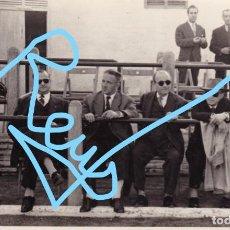 Coleccionismo deportivo: FOTO ORIGINAL CAMPO REUS DEPORTIVO REUS 1959 TORRELL LLORENS ROVIRA BORRAS LLADO Y ROSELLAT 12/04/59. Lote 252918120