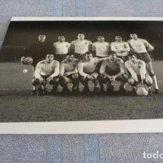 Colecionismo desportivo: 4 FOTOS DIGITALES DEL REAL ZARAGOZA CON CARLOS LAPETRA. Lote 254181500