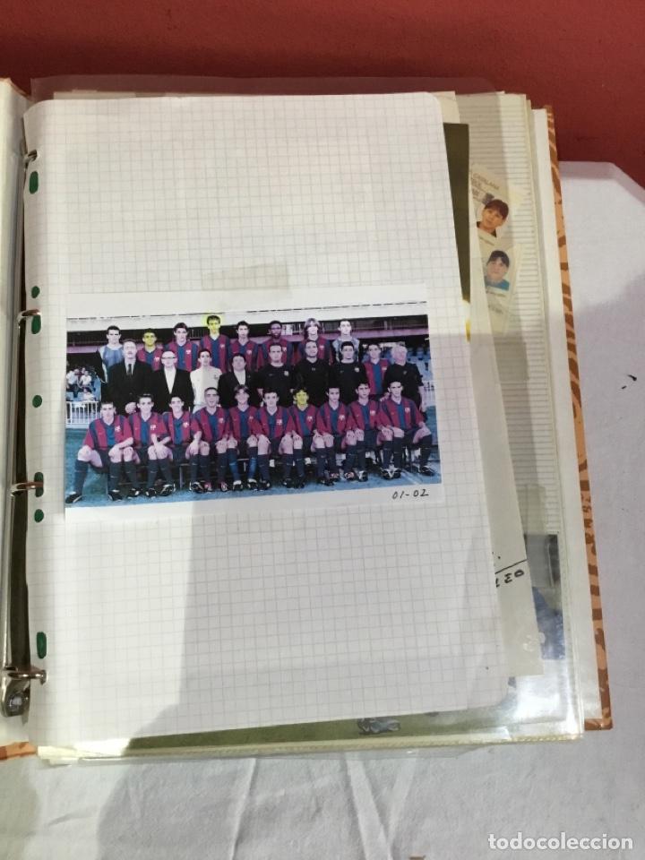 Coleccionismo deportivo: Messi . Album con mejores recortes de las revistas del futbolista Messi - Foto 5 - 256145705