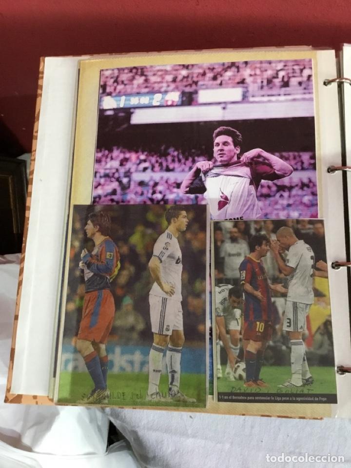 Coleccionismo deportivo: Messi . Album con mejores recortes de las revistas del futbolista Messi - Foto 10 - 256145705