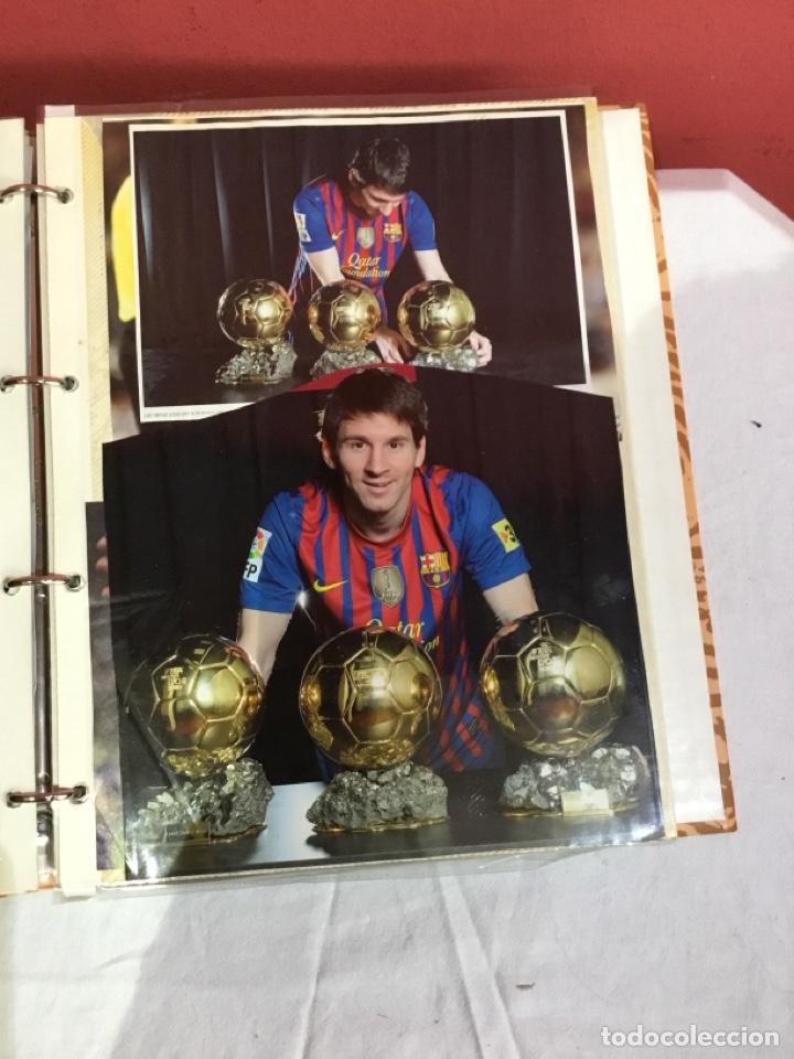 Coleccionismo deportivo: Messi . Album con mejores recortes de las revistas del futbolista Messi - Foto 13 - 256145705
