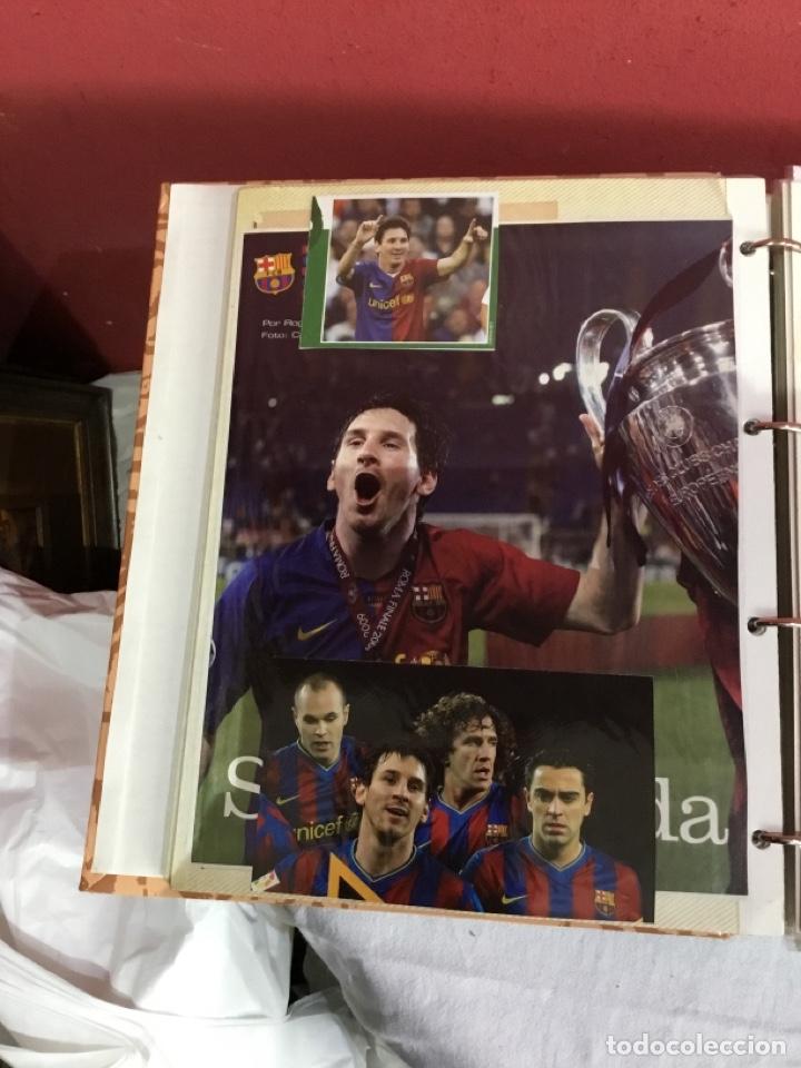 Coleccionismo deportivo: Messi . Album con mejores recortes de las revistas del futbolista Messi - Foto 16 - 256145705