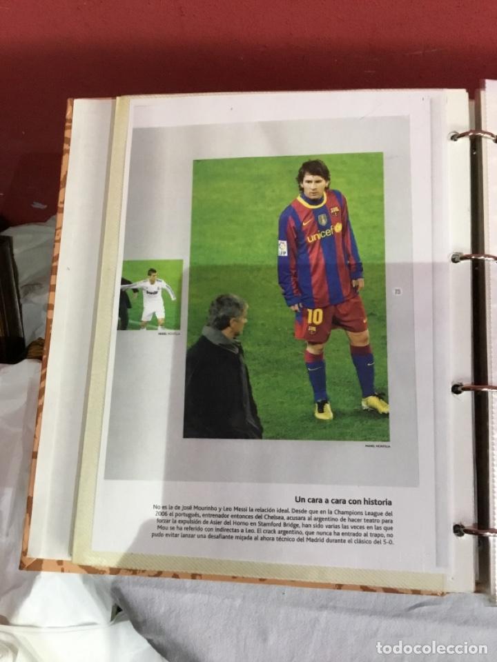Coleccionismo deportivo: Messi . Album con mejores recortes de las revistas del futbolista Messi - Foto 17 - 256145705