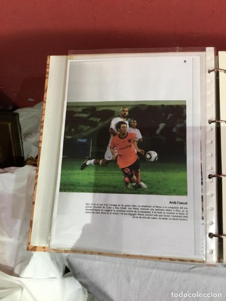 Coleccionismo deportivo: Messi . Album con mejores recortes de las revistas del futbolista Messi - Foto 19 - 256145705