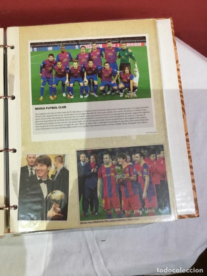 Coleccionismo deportivo: Messi . Album con mejores recortes de las revistas del futbolista Messi - Foto 23 - 256145705