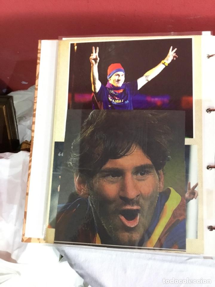 Coleccionismo deportivo: Messi . Album con mejores recortes de las revistas del futbolista Messi - Foto 24 - 256145705