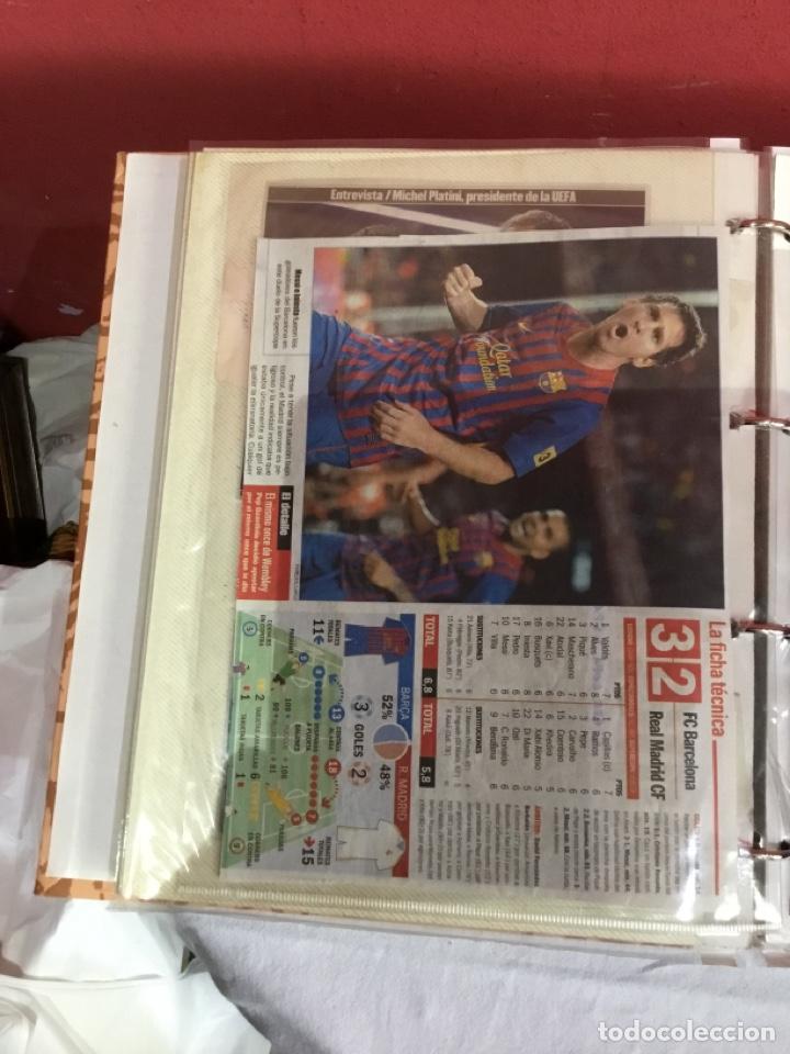 Coleccionismo deportivo: Messi . Album con mejores recortes de las revistas del futbolista Messi - Foto 29 - 256145705