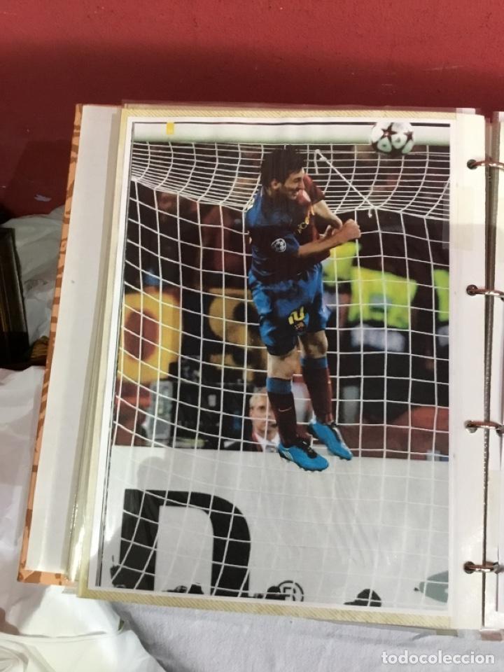 Coleccionismo deportivo: Messi . Album con mejores recortes de las revistas del futbolista Messi - Foto 33 - 256145705