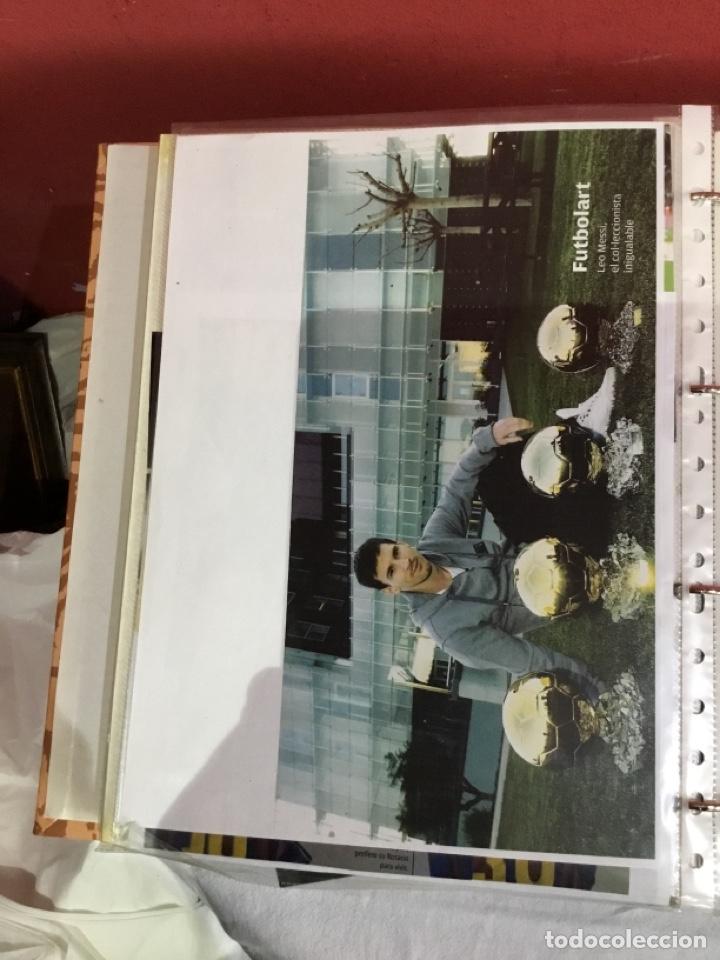 Coleccionismo deportivo: Messi . Album con mejores recortes de las revistas del futbolista Messi - Foto 37 - 256145705