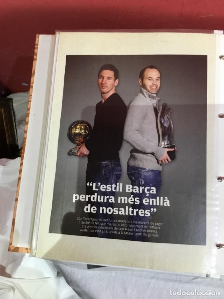 Coleccionismo deportivo: Messi . Album con mejores recortes de las revistas del futbolista Messi - Foto 39 - 256145705