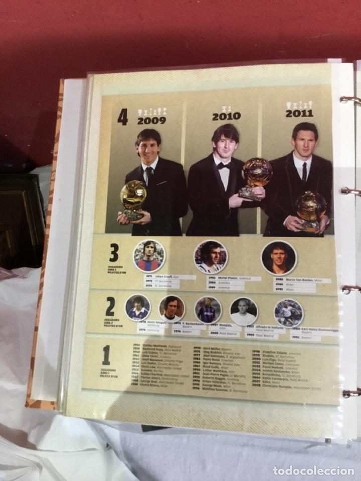 Coleccionismo deportivo: Messi . Album con mejores recortes de las revistas del futbolista Messi - Foto 41 - 256145705