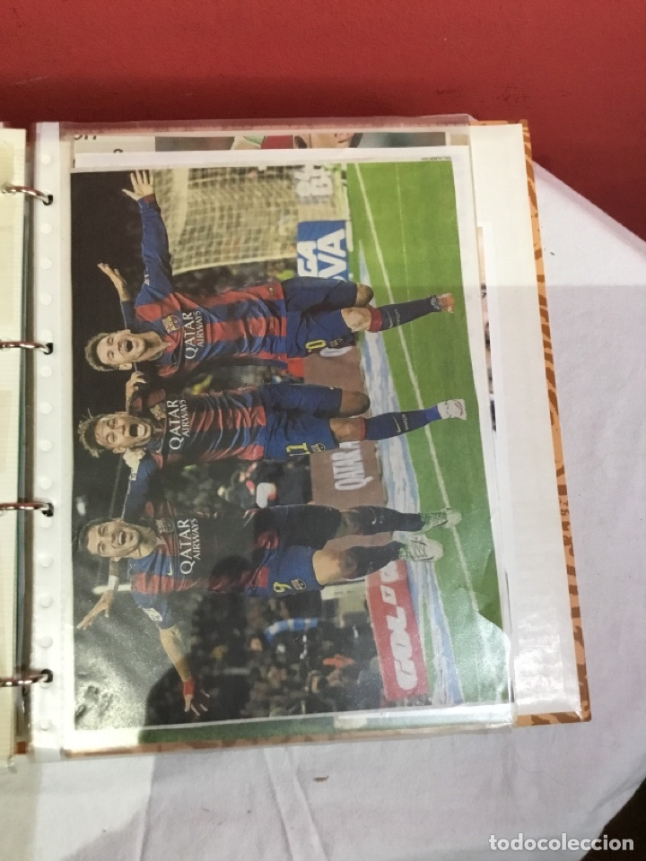 Coleccionismo deportivo: Messi . Album con mejores recortes de las revistas del futbolista Messi - Foto 44 - 256145705